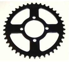 CB-125/150 - звездочка задняя 428Н-43Т(литое колесо)