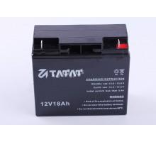 Аккумулятор 18Ah-OT18-12 OUTDO на мотоблок 181*77*167*1...