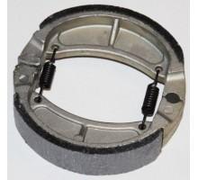 AD50sepia - колодки торм.перед. (под диск. торм)