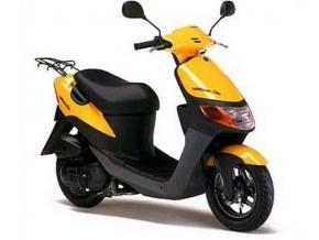 Запчасти на Suzuki LETS 72