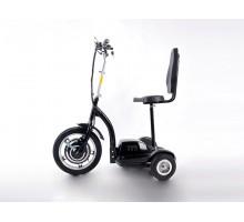 Самокат электрический с сиденьем (сиденье - спинка) T06...