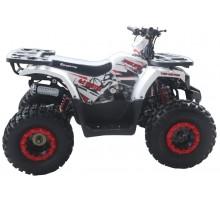 Квадроцикл Forte Hunter 125 (бело-красный)