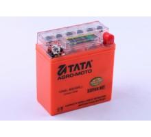 Аккумулятор 5Аh-YTX12V5-3B OUTDO (гелевый, оранж С ИНДИ...