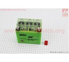 Аккумулятор 5Аh YTX5L-BS (гелевый) 110/70/110мм, 2018