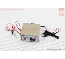 Зарядное устройство для АКБ 6V/12V стационарное, УЦЕНКА...