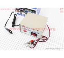 Зарядное устройство для АКБ 6V/12V стационарное