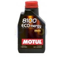 Масло автомобильное, 1л (синтетика, 0W-30, 8100 ECO-NER...