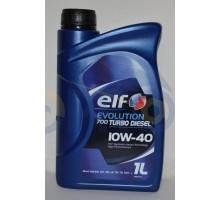 Масло автомобильное, 1л (SAE 10W-40, полусинтетика) (Ev...