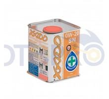 Масло автомобильное 1л (синтетика, 0W-20SN Atomic Oil, ...