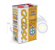 Масло автомобильное 4л (синтетика, 0W-20SN Atomic Oil, ...
