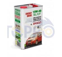 Масло автомобильное 4л (полусинтетика, 10W-40SL/SF, Ato...