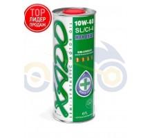 Масло автомобильное 1л (полусинтетика, 10W-40SL/SI-4, A...