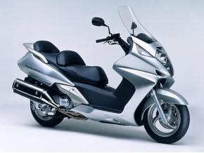 Запчасти на Honda SILVER WING 250