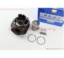 Цилиндр к-кт (цпг) Honda DIO ZX/AF34 65cc-44мм (палец 1...