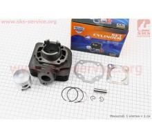 Цилиндр к-кт (цпг) Suzuki AD50сс-41мм (палец 10мм) (SEP...