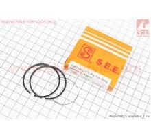 Кольца поршневые Suzuki AD65 44мм STD желтая коробка