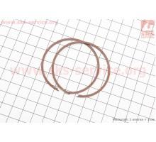 Кольца поршневые Suzuki AD100 52,5мм +0,25