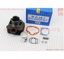 Цилиндр к-кт (цпг) Honda LEAD/GYRO 50сс-40мм (палец 12мм)