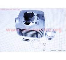 Цилиндр к-кт (цпг) 125cc-52мм