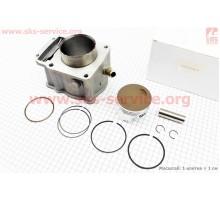CB250-OHC Цилиндр к-кт (цпг) 250cc - 69мм - водяное охл...