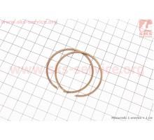 Кольца поршневые Suzuki AD65 44мм +1,00