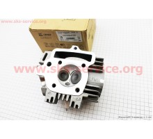 Головка цилиндра в сборе Yinxiang YX150 (CB-150cc) полн...