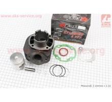 Цилиндр к-кт (цпг) Honda DIO ZX/AF34 65cc-43мм (палец 1...