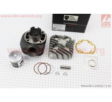 Цилиндр к-кт (цпг) Honda DIO ZX/AF34 80cc-48мм (палец 1...