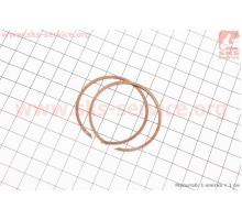 Кольца поршневые Suzuki AD65 44мм +0,25