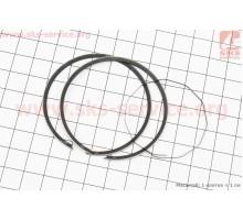 Кольца поршневые Suzuki AD100 52,5мм +1,00