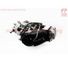 Двигатель для квадроцикла (вариаторный) с редуктором за...