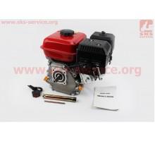 Двигатель мотоблочный в сборе под шлиц Ø20мм, фильтр-бу...