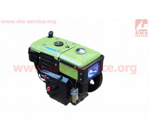 Двигатель мотоблочный в сборе 10л.с. (завод ZUBR) SH190...