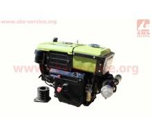 Двигатель мотоблочный в сборе + стартер 10л.с. (завод Z...