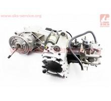Двигатель скутерный в сборе Yamaha MAJESTY - 250cc (кар...