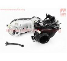 Двигатель скутерный в сборе 4Т Yamaha -125куб