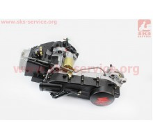 Двигатель скутерный в сборе 150куб (длинный вариатор, д...