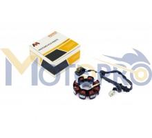 Статор генератора Honda DIO ZX (8 катушек) MANLE