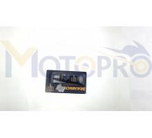 Герметик 85г (синий) (высокотемпературный) (9915 RTV Ad...