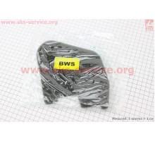 Фильтр-элемент воздушный (поролон) Yamaha BWS с пропиткой, черный