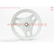 Диск колесный передний Honda DIO бараб. тормоз (стально...