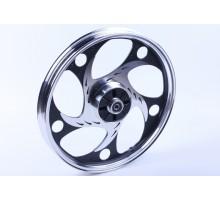 Актив - колесо заднее титановое (усиленое) - вес 3,75кг