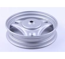 AD50sepia - колесо заднее стальное (барабан. тормоз)