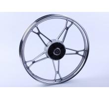 Актив - колесо заднее титановое -SILVER -вес 3кг