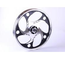 Актив - колесо переднее титановое (усиленое) под диск.т...