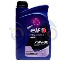 Масло трансмиссионное, 1л (75W-80, TRANSELF NFJ) ELF (#...