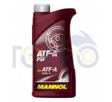 Масло трансмиссионное, 0,5л (минеральное, ATF-A PSF) MA...