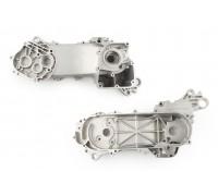 Картер 4T GY6 50 (139QMA) (левый) (12 колесо) KOMATCU