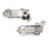 Картер 4T GY6 50 (139QMA) (левый) (12 колесо) MANLE