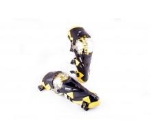 Щитки (наколенники) (mod:K12, желтые)SCOYCO